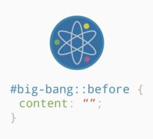 CSS Pun - Big Bang Kids Tee