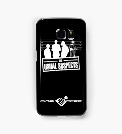 The Usual Suspects Samsung Galaxy Case/Skin