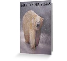 Polar Christmas Greeting Card