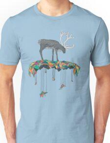 Reindeer colors Unisex T-Shirt