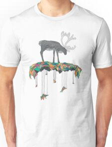 Reindeer colors Unisex T-Shirt