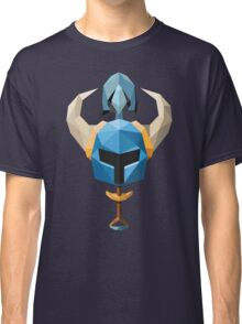 Low-Poly Shovel Knight Classic T-Shirt