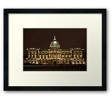 The Mitchell Library Framed Print