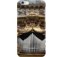 Italian pipe organ iPhone Case/Skin