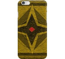 Black'N Yellow iPhone Case/Skin