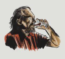 Bukowski by Pablo Díaz