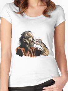 Bukowski Women's Fitted Scoop T-Shirt