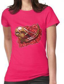 Chestburster B 2 Womens Fitted T-Shirt