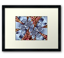 Season of Giving Framed Print