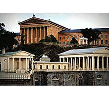 Museum of Art-Philadelphia Photographic Print