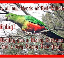 Christmas Greetings by George Petrovsky