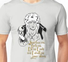 Jareth, The Goblin King Unisex T-Shirt