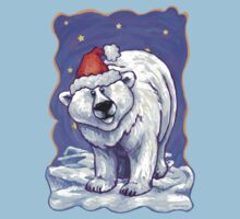 Polar Bear Christmas Kids Clothes