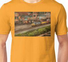 Train - Pittsburg, PA - Station Square Unisex T-Shirt
