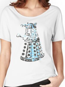 Dalek Graffiti Women's Relaxed Fit T-Shirt