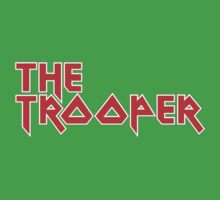 The Trooper One Piece - Short Sleeve