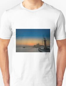 Rodos Island Unisex T-Shirt