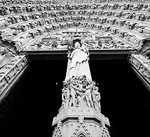 The Door of Notre Dame by LadyThegn