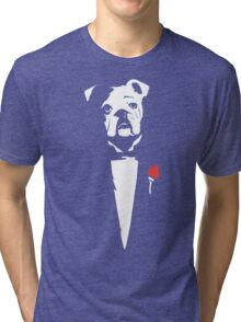 The Dogfather Tri-blend T-Shirt