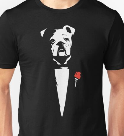 The Dogfather Unisex T-Shirt