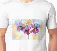 Fuchsia Watercolor II Unisex T-Shirt