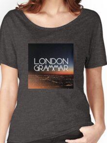London Grammar 2 Women's Relaxed Fit T-Shirt