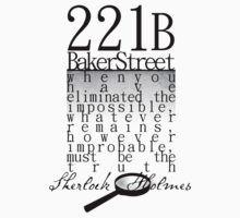 221b: When you have eliminated the impossible-SH
