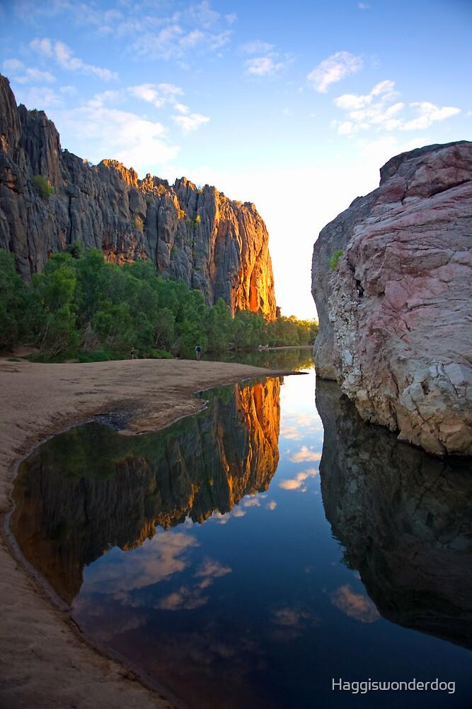 Windjana Gorge - Australian Wilderness by Georgina Steytler