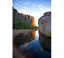 Windjana Gorge - Australian Wilderness Photographic Print
