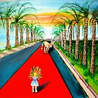 Red carpet to  by Fawaz Trad