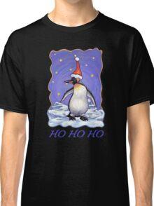 Penguin Christmas Card Classic T-Shirt