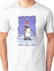 Penguin Christmas Card Unisex T-Shirt