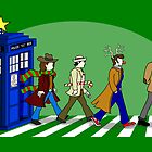 Gallifrey Road- Christmas Special Too by Monstar