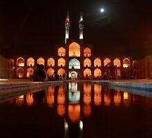 Iran by Night by Georgina Steytler