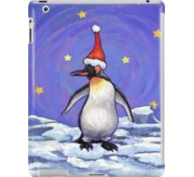 Penguin Christmas iPad Case/Skin