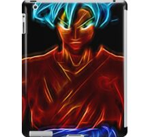 Super Saiyan God Goku iPad Case/Skin