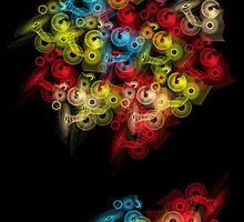 Koi in my mind by francis estanislao