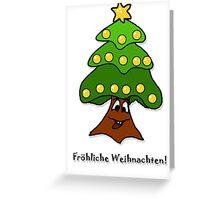 Grußkarte: o Tannenbaum Greeting Card