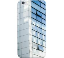 business office glass building  iPhone Case/Skin