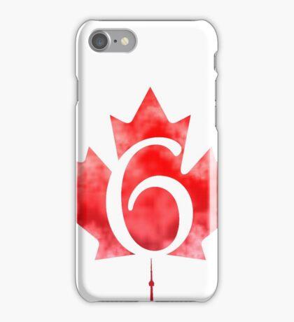 Toronto 6 iPhone Case/Skin