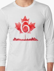 Toronto 6 Long Sleeve T-Shirt