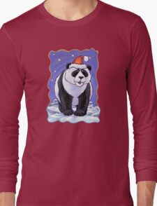 Panda Bear Christmas T-Shirt