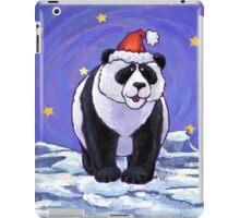 Panda Bear Christmas iPad Case/Skin