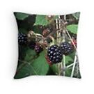 Brambles cushion