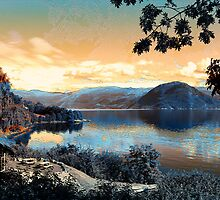 Norwegian Landscape II by Igor Shrayer