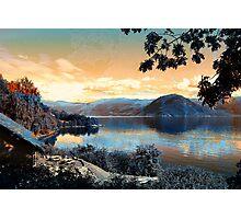 Norwegian Landscape II Photographic Print