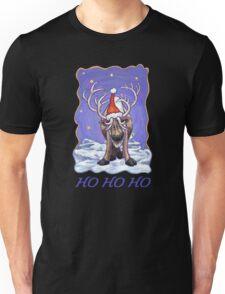 Reindeer Christmas Unisex T-Shirt