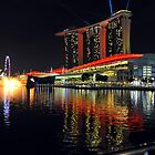 The Sands Marina Bay. Singapore. (2) by Ralph de Zilva