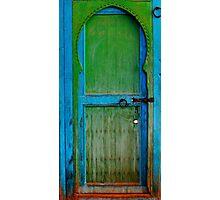 Moroccan Door (2) Photographic Print