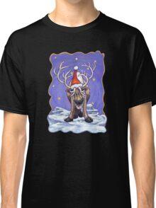 Reindeer Christmas Classic T-Shirt